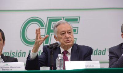 CFE servicio Yucatán apagón