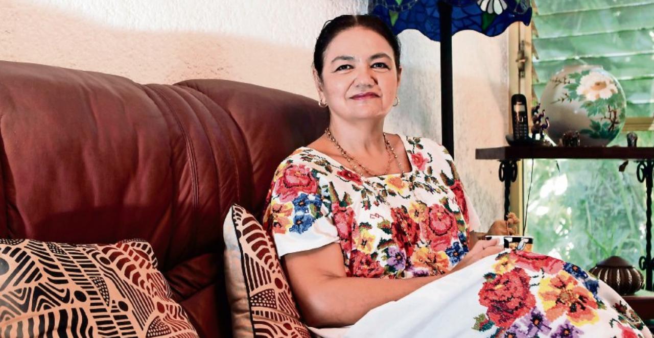 Sauri, Dulce María Sauri Riancho, Entrevista, PRI, Iniciativa, Mañaneras, AMLO, Hoguera, Inquisición,