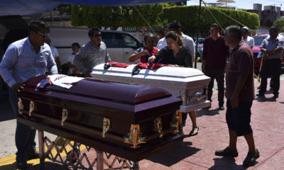 Minatitlán, los dichos de AMLO y más en los números de México y el Mundo