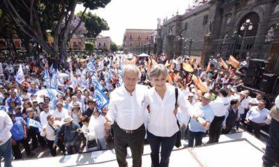 Enrique Cárdenas Zócalo Puebla