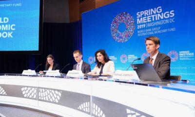 FMI crecimiento económico México recorte