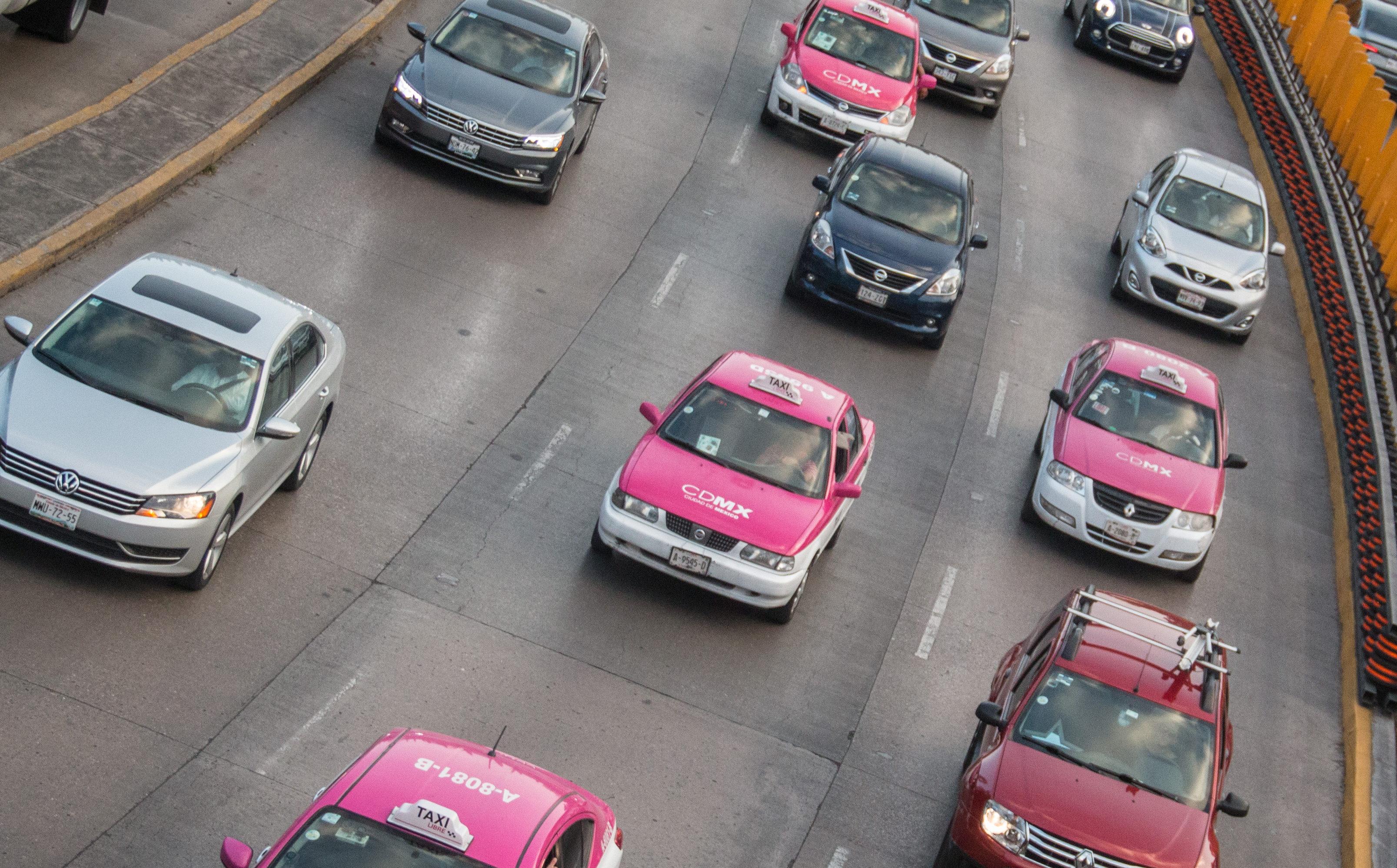 Taxistas CDMX Corrupción