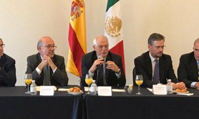 Josep Borrel Mexico conquista