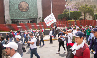 CNTE dice que es falso que quiera control de nómina y plazas