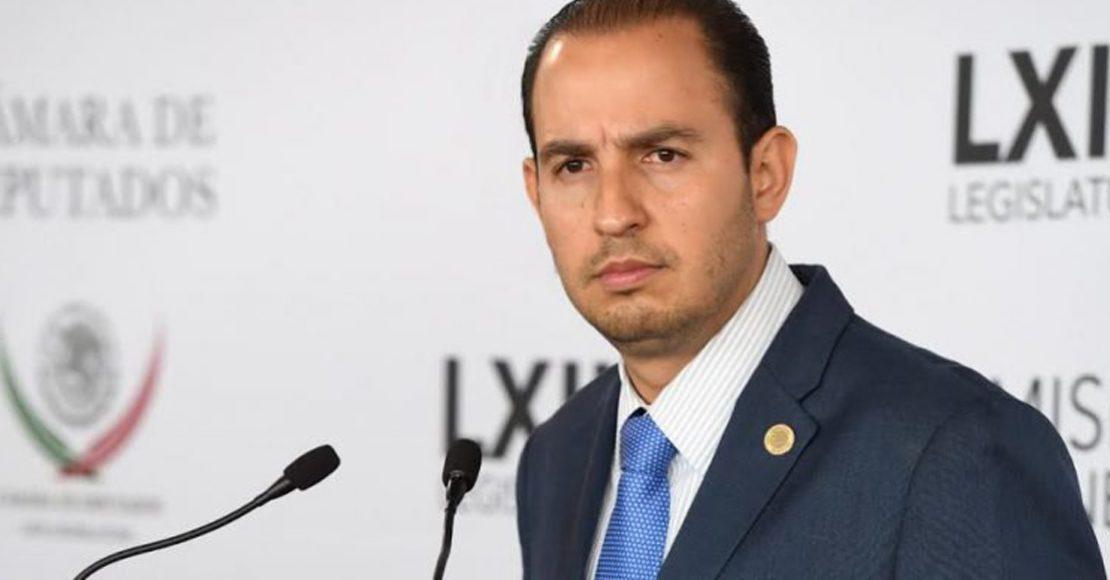 Marko Cortés, Seguridad, Exigen, AMLO,