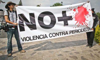 Periodistas, reporteros, violencia, Sin Frontera,