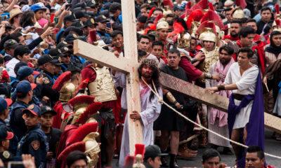 Viacrucis Iztapalapa, eso y más en México y el mundo en números