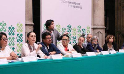 Claudia Sheinbaum pueblos indígenas CDMX