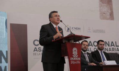 CNDH pide defender avances en materia de derechos humanos