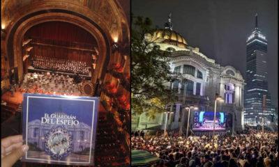 Bellas Artes México Luz del Mundo