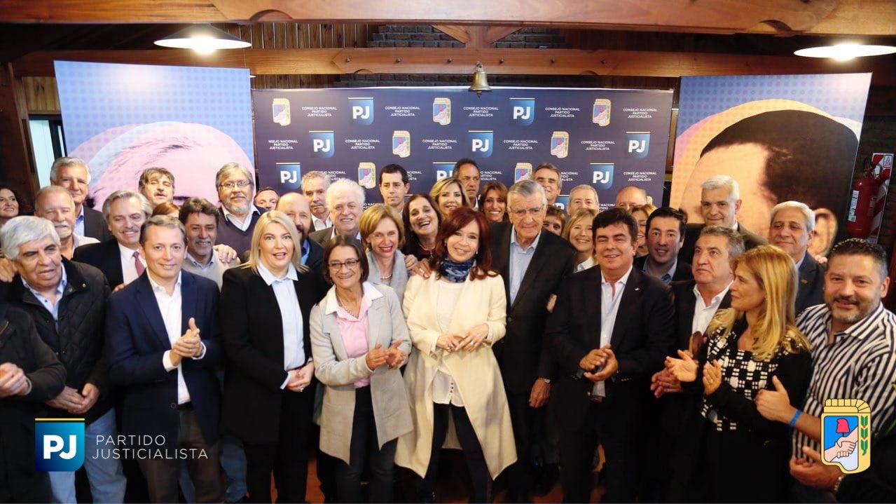 Cristina Fernández de Kirchner va por vicepresidencia de Argentina