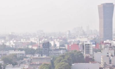 Contingencia, Medidas, Contaminación, Partículas, Ozono,