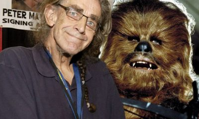 Chewbacca, Peter Mayhew, Muerte, Muere, Fallecimiento, Star Wars, Disney,