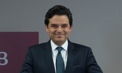 """""""El reto, recuperar el sentido original de las instituciones"""": Zoé Robledo"""