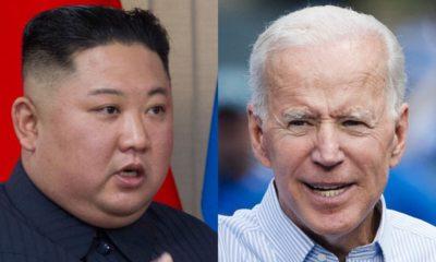 Joe Biden, Kim Jong-Un, Corea, Imbécil, Dictador, KCNA, Medios, Norcorea, Corea del Norte, Estados Unidos,