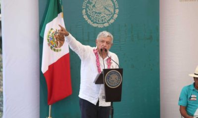 López Obrador, AMLO, Andrés Manuel, Placa, Narcos, Corruptos, Obras, Tabasco,
