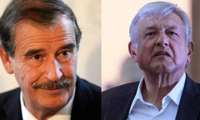 López Obrador, Vicente Fox, Consulta, Mitofsky, Puntuación, A la baja, Twitter, Festeja, Enrique Peña Nieto,