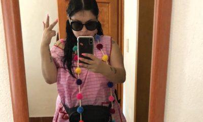 Amanditita es discriminada en restaurante de Coyoacán por vestir un mandil