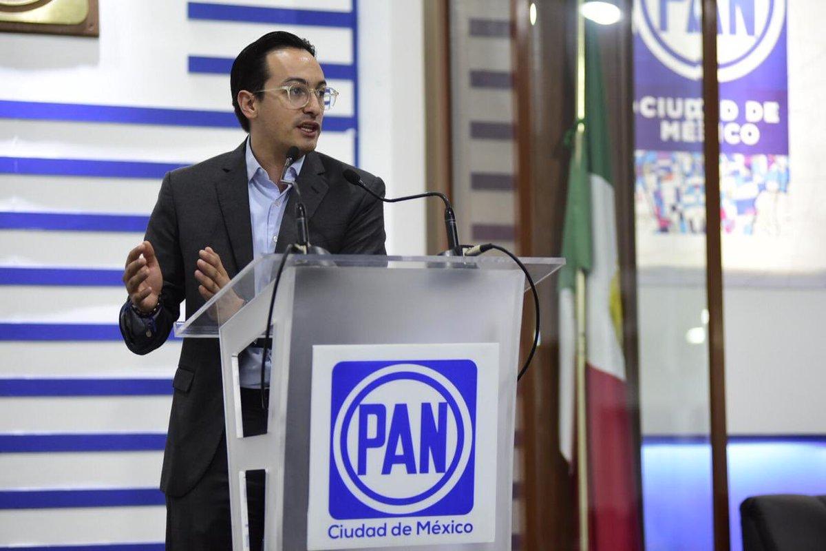 PAN-CDMX denuncia desaparición de hospital y escuela por aeropuerto en Santa Lucía