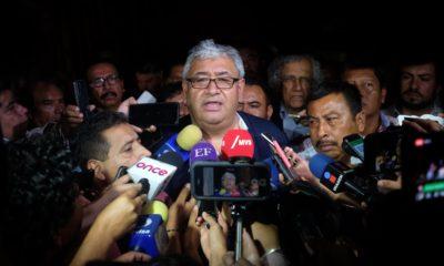 AMLO recibió a la CNTE. . . sin llegar a acuerdos