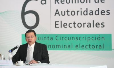 Magistrados de TEPJF plantean reforma electoral/ La Hoguera