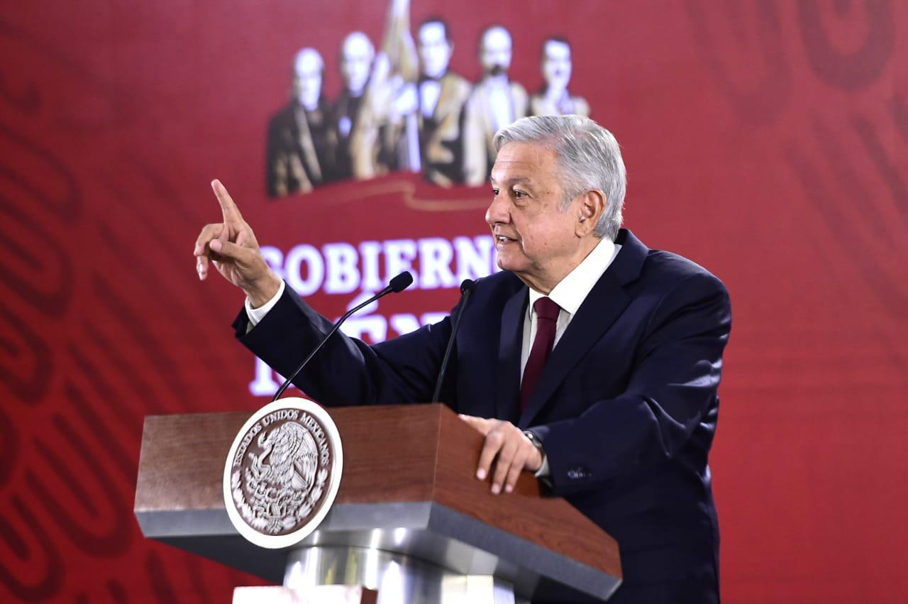 López Obrador, Andrés Manuel, AMLO, Presidente, Marchas, CNTE, Monedita de Oro, Conferencia de Prensa, Vicente Fox, Mañanera,