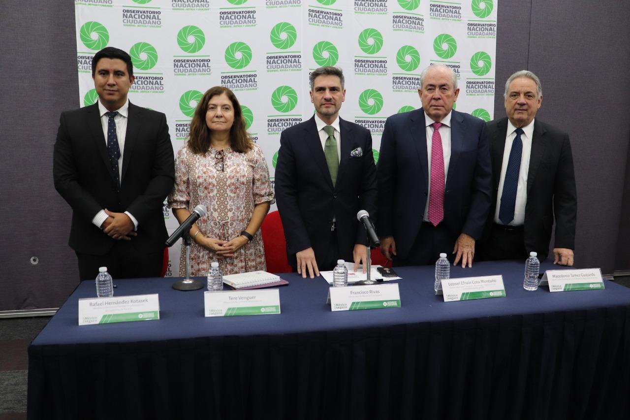 Observatorio Ciudadano presenta análisis de plan de seguridad de AMLO