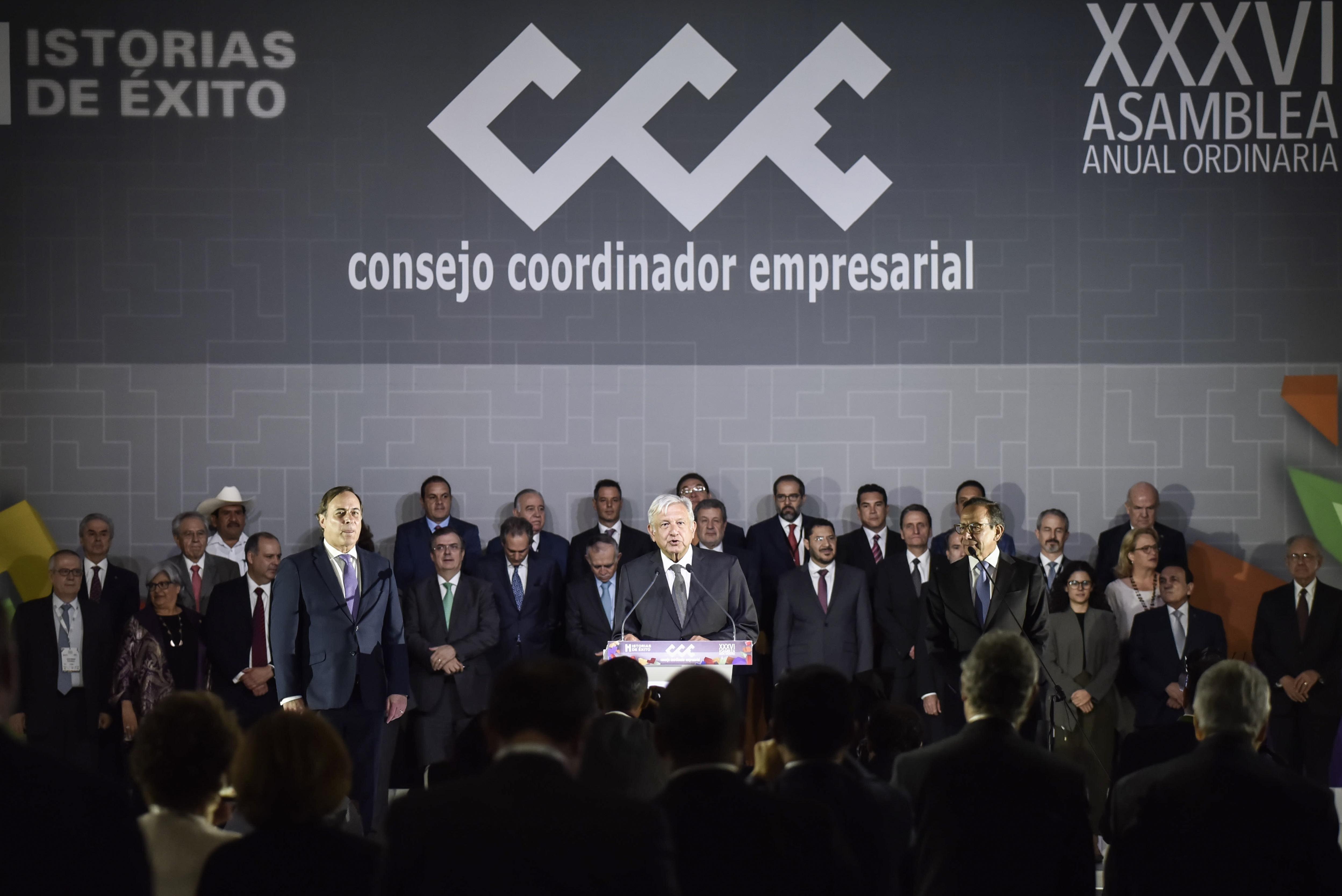 CCE pide explicaciones a AMLO por cancelar rondas de reforma energética / La Hoguera