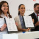 Sheinbaum apoya plan de AMLO de naturalización de niños migrantes