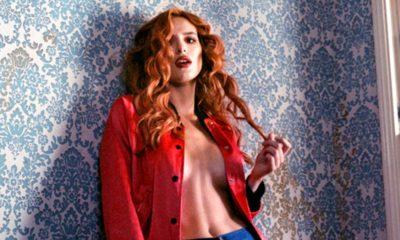 Bella Thorne, Fotos, Vídeos, Revela, Twitter, Acosador, Hacker, Extorsión, Publica, Nudes,