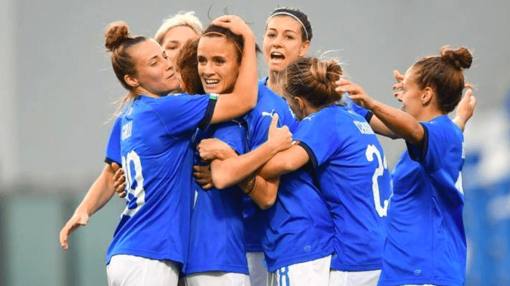Italia gana en ultimo minuto a Australia en mundial femenil/ La Hoguera