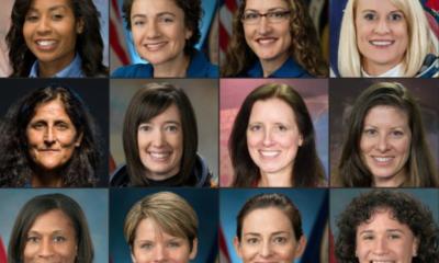 NASA, Mujeres, Luna, Marte, Misión Artemisa,