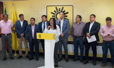 PRD acusa a gobierno de AMLO de promover la ilegalidad con megaobras
