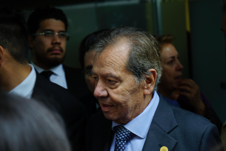 La política migratoria, indefinida: Porfirio Muñoz Ledo