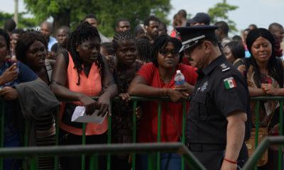 Gobierno de AMLO criminaliza a migrantes en frontera sur: ONG