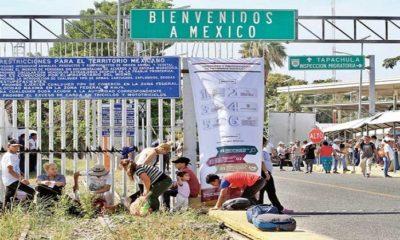 Guardia Nacional, Olga Sánchez Cordero, Sánchez Cordero, Frontera Sur, Frontera, Despliegue, Guatemala, EU, Estados Unidos, Marcelo Ebrard,
