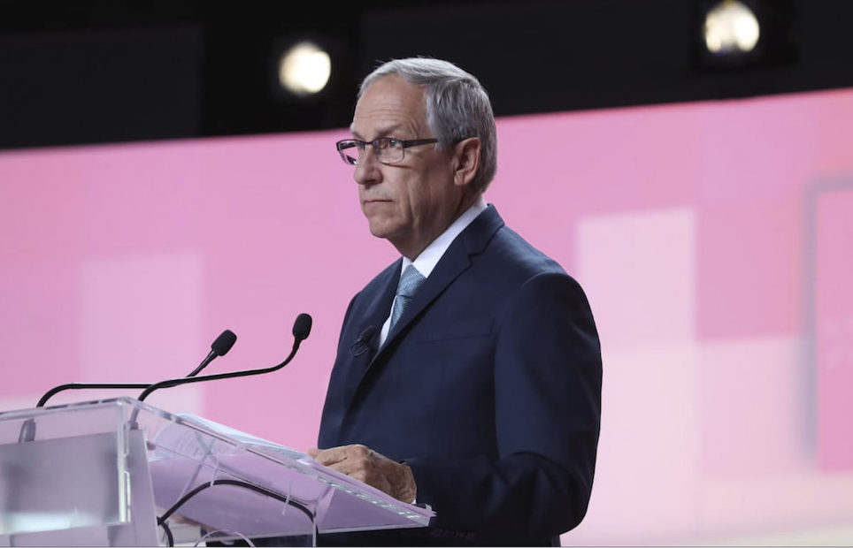 Enrique Cárdenas esperará resultados oficiales para fijar postura