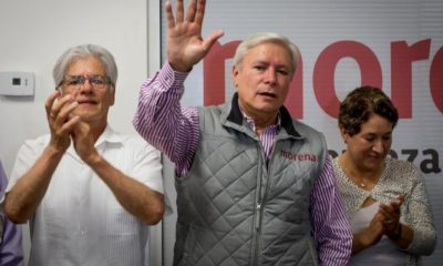 Jaime Bonilla, Baja California, Candidato, electo, Gobernador, Gubernatura, BC, Votaciones, Elecciones, 2019, México, Morena, Pri, Pan, PRD,