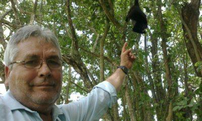 José Luis Álvarez ambientalista activista
