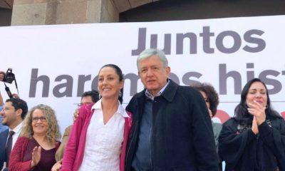 Sheinbaum, AMLO, Claudia Sheinbaum, Gustavo A Madero, López Obrador,