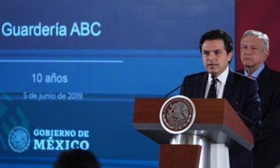 Zoé Robledo pide revivir investigación de guardería ABC/ La Hoguera