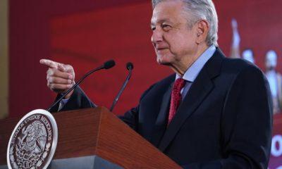 """""""Tengo mi conciencia tranquila"""": AMLO tras detención de Naasón Joaquín García"""