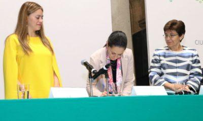 Claudia Sheinbaum busca colaboración con Cuauhtémoc Blanco/ La Hoguera