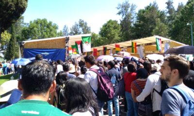 Feria, Culturas Amigas, Chapultepec, Naciones,