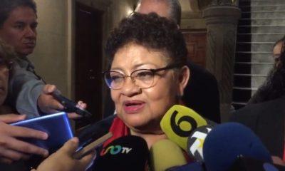 Ernestina Godoy niega detenido por caso de Norberto Ronquillo/ La Hoguera
