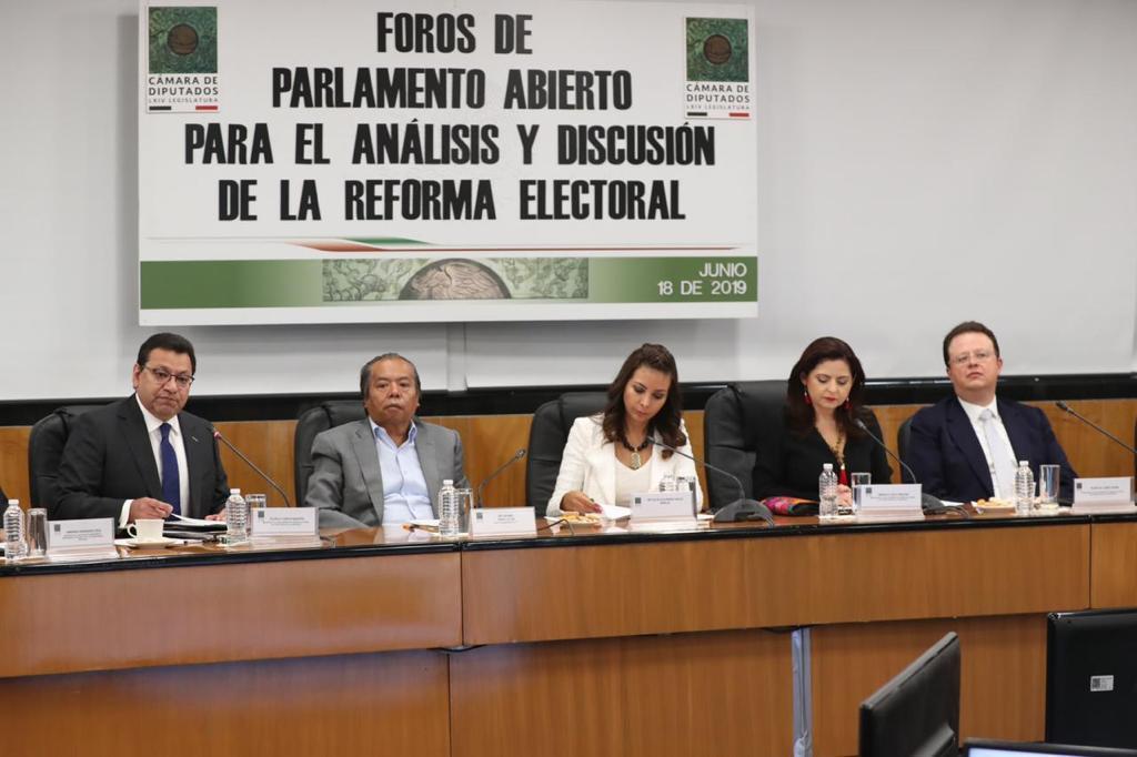 Presidente del TEPJF pide defender logros en materia electoral