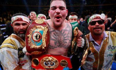 La Hoguera te presenta la historia de Andy Ruiz, primer mexicano campeón de peso pesado