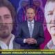 André Marín, ¿alcoholizado en enlace en vivo para Tv?
