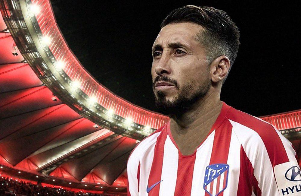 Atlético de Madrid anuncia a Héctor Herrera como su nuevo jugador