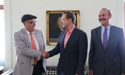 Marcos Bucio releva a Guevara Niebla en subsecretaría de SEP